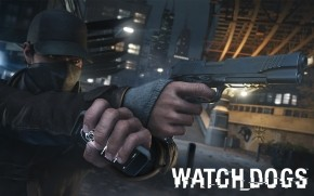 Aiden Pearce Watch Dogs wallpaper