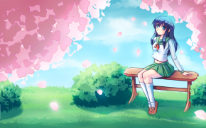 Kagome Summer wallpaper
