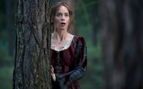 Into the Woods Emily Blunt wallpaper