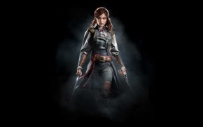 Elise Assassins Creed Unity  wallpaper
