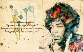 Jimi Hendrix Artwork