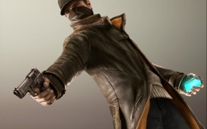 Watch Dogs Aiden Pierce wallpaper
