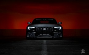 Audi S5 Black wallpaper