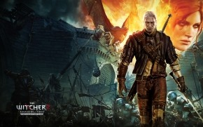 The Witcher 2 Assassins of Kings PC Game wallpaper