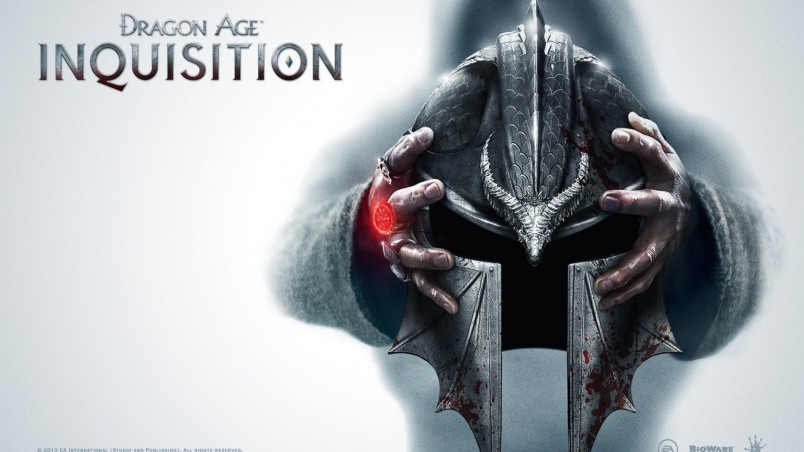 Dragon Age Inquisition Poster wallpaper