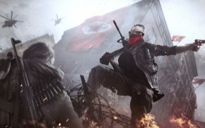 Homefront The Revolution wallpaper