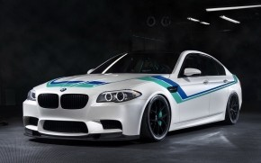 BMW F10 M Performance wallpaper