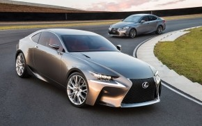 Lexus LF CC Concept Car wallpaper