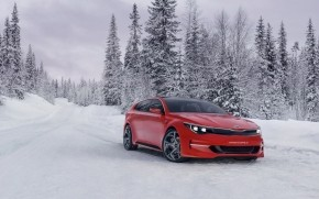 Kia Sportspace Concept Car wallpaper