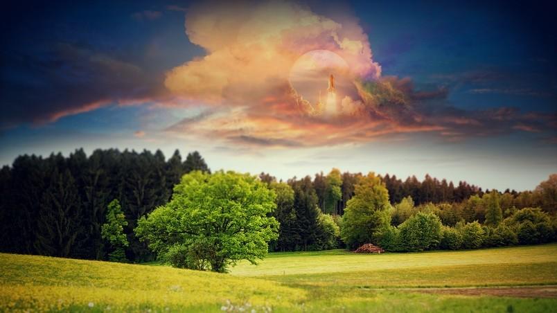 A Dreamy World 134 HD Wallpaper - WallpaperFX