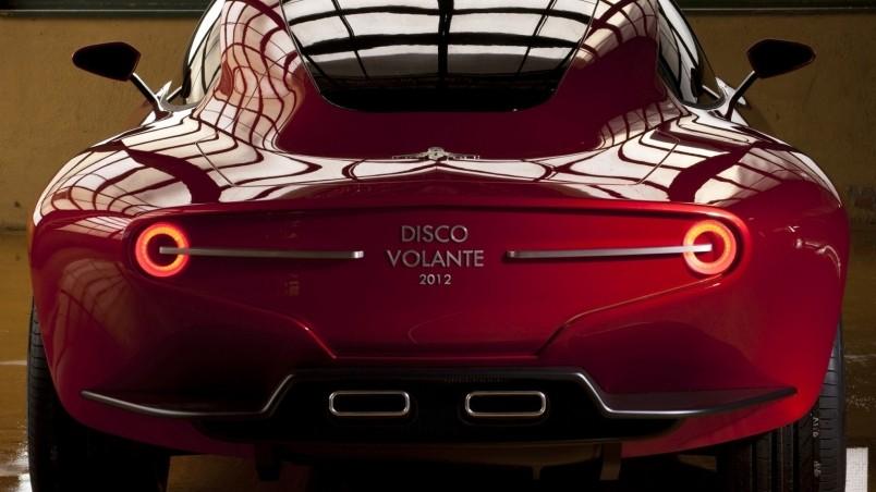 Preview Alfa Romeo Disco Volante