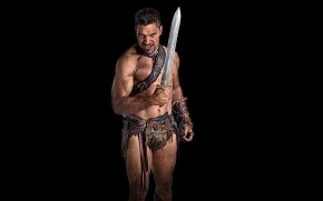 Crixus Spartacus Blood and Sand wallpaper