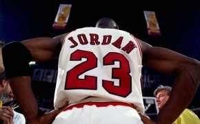 Michael Jordan NBA wallpaper
