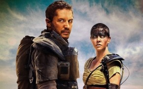 Mad Max 2015 Movie wallpaper