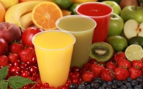 Fruits Juices wallpaper