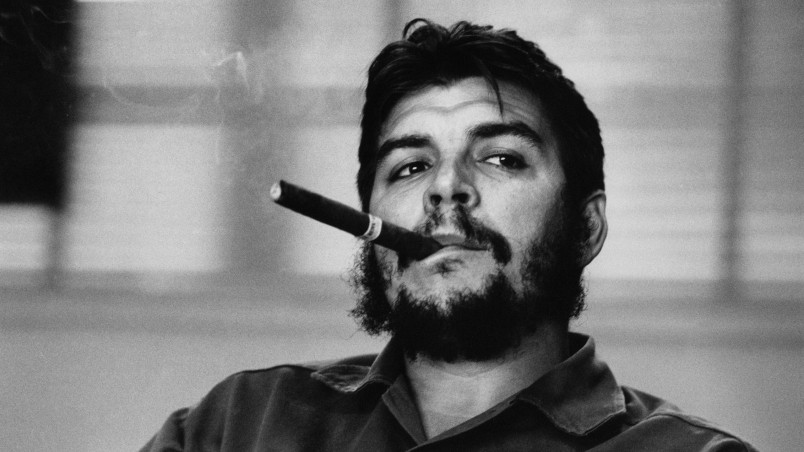 Che Guevara Short Hair wallpaper