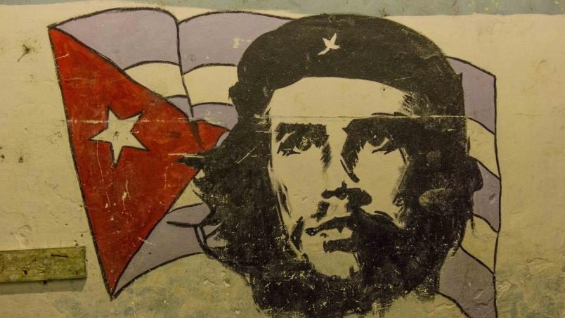 Mural Che Guevara Hd Wallpaper Wallpaperfx