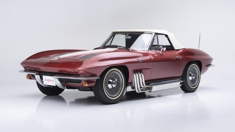 pin corvette wallpaper 1963 - photo #14