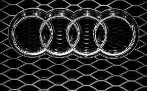 Audi Grille wallpaper