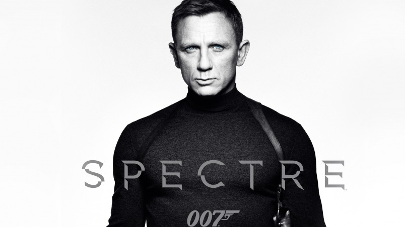 Spectre James Bond 007 wallpaper