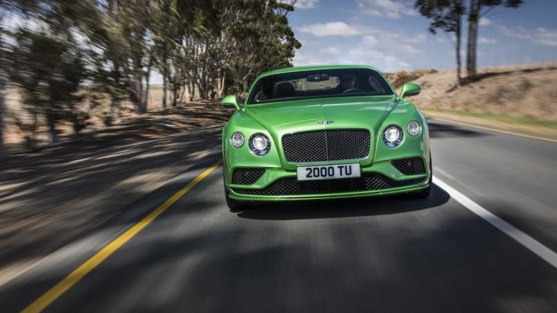 2015 Bentley Continental GT Speed HD Wallpaper  WallpaperFX