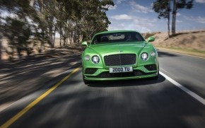 2015 Bentley Continental GT Speed wallpaper