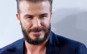 David Beckham Beard Style wallpaper