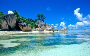 Tropical Sea wallpaper