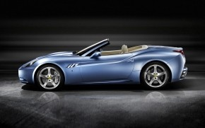 Ferrari California Blue  wallpaper
