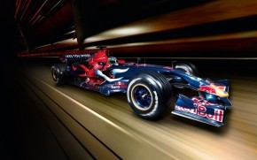 Formula 1 Red Bull 2007 wallpaper