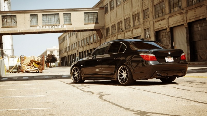 bmw 5 series e60 hd wallpaper wallpaperfx. Black Bedroom Furniture Sets. Home Design Ideas
