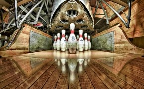 Bowling Game wallpaper