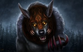 Ursa Dota 2 wallpaper