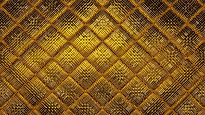 Gold abstract texture hd wallpaper wallpaperfx for Gold 3d wallpaper