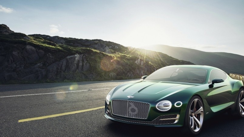 Bentley EXP 10 wallpaper