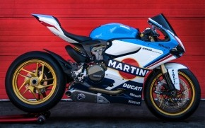 Ducati superbike 1199 Panigale wallpaper