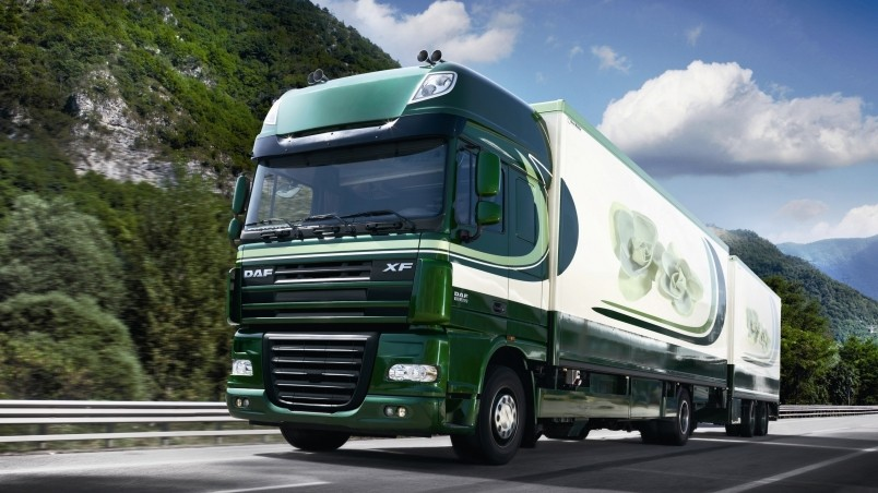 DAF XF 105 Truck HD Wallpaper