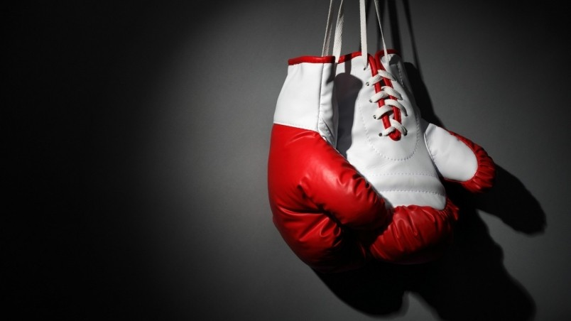 Boxing Gloves wallpaper