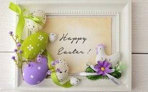 Happy Easter 2015 wallpaper