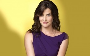 Actress Cobie Smulders wallpaper
