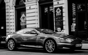 Aston Martin DBS Coupe wallpaper