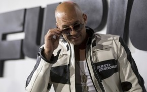 Vin Diesel Glasses wallpaper