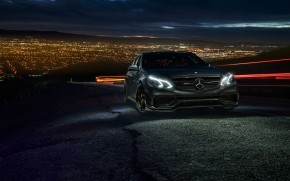 Mercedes-Benz E63 AMG S wallpaper