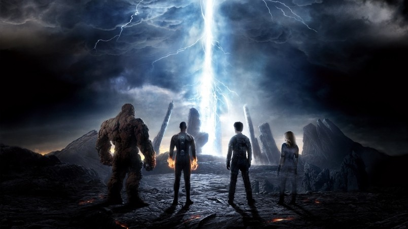 Fantastic Four 2015 Movie wallpaper
