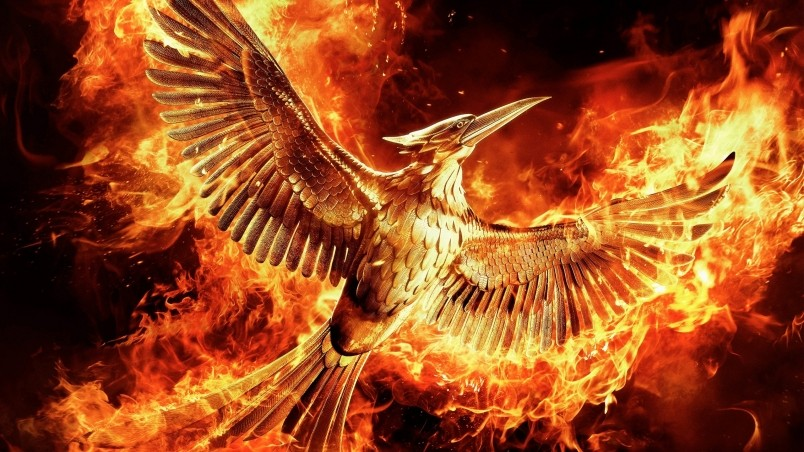 The Hunger Games Mockingjay Part 2 wallpaper