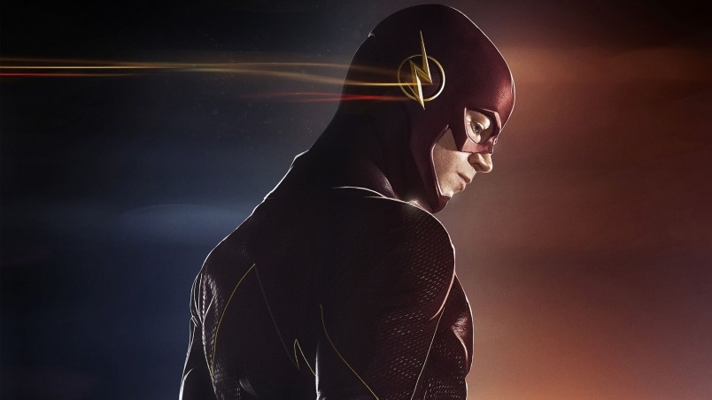 The Flash Tv Show wallpaper