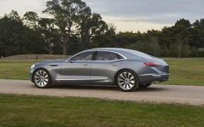 Buick Avenir Concept Side