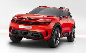 2015 Citroen Aircross Concept wallpaper