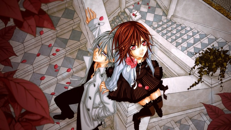 vampire knight wallpaper hd - photo #10