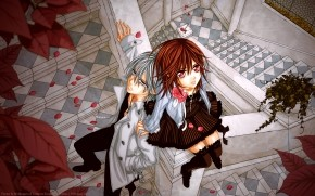 Vampire Knight Soulmate wallpaper